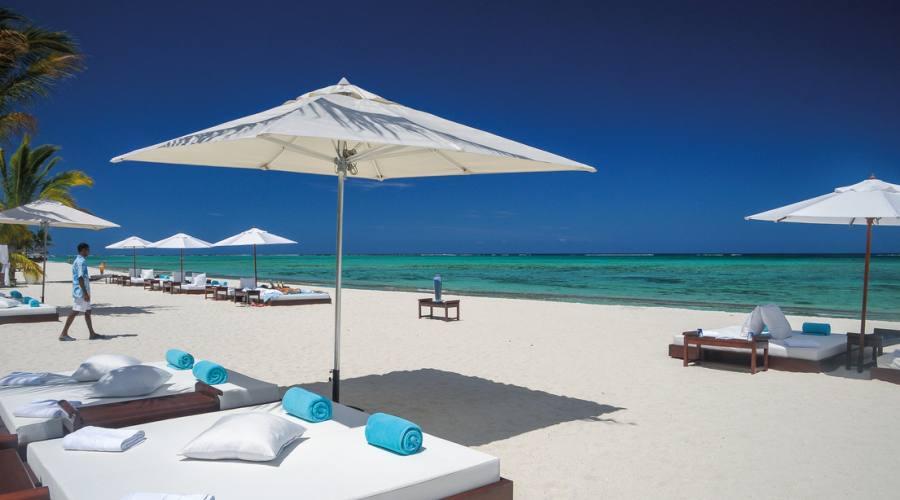 Spiaggia bianca per voi