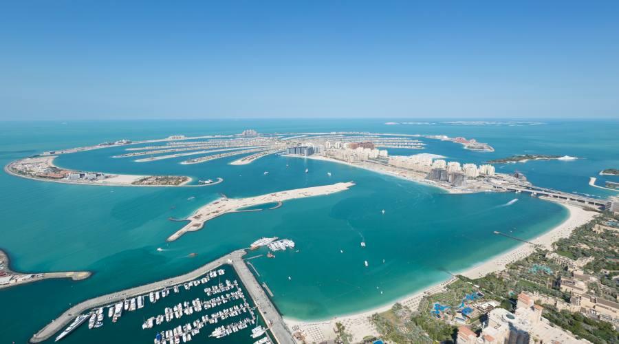 Dubai: Jumeirah Palm Island