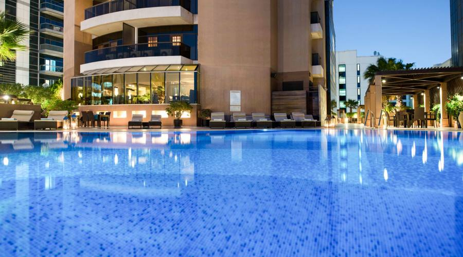 Dubai: Majestic Hotel