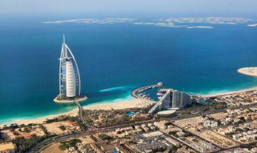 Dubai e l'Isola di smeraldo