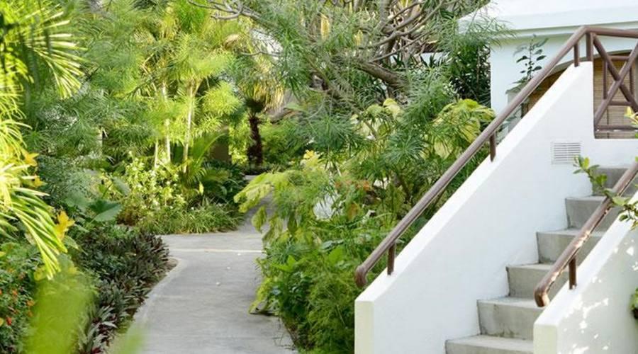 I giardini dell'Hotel