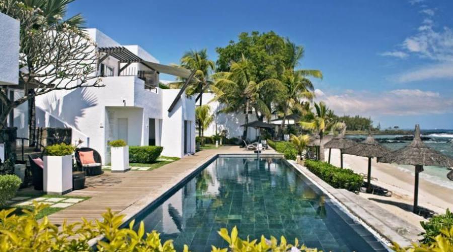 Panoramica Hotel Le Recif, Mauritius