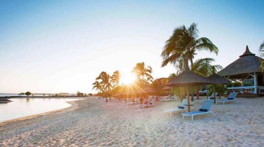 La spiaggia del Veranda, Mauritius