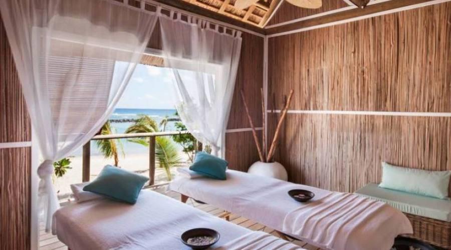Un massaggio vista oceano al Veranda