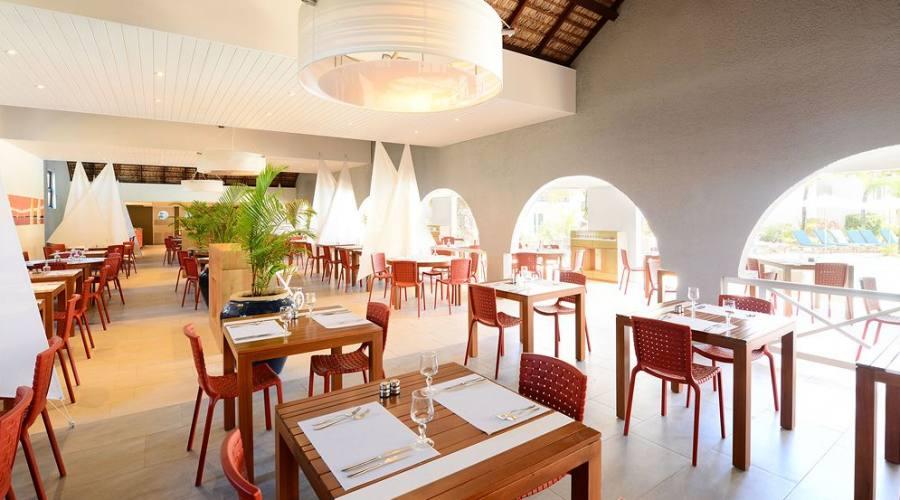Il ristorante Regatta