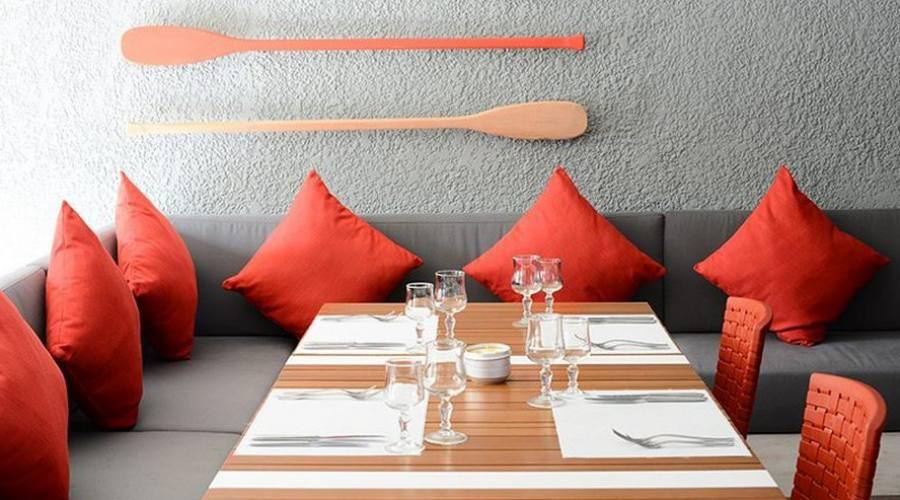 Il ristorante Horizon