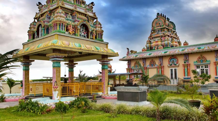 Tempio indu' a Mauritius