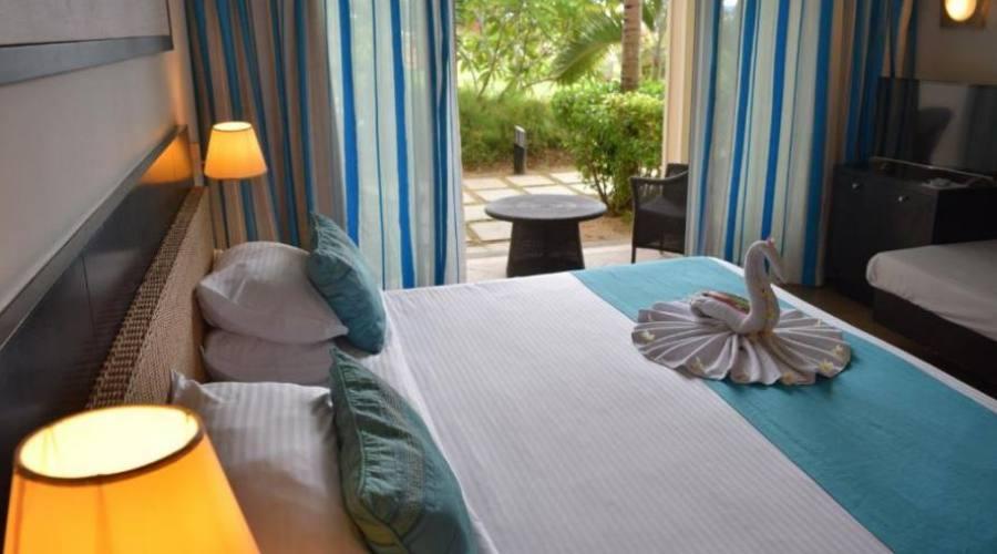 Camera deluxe giardino del Pearle Beach