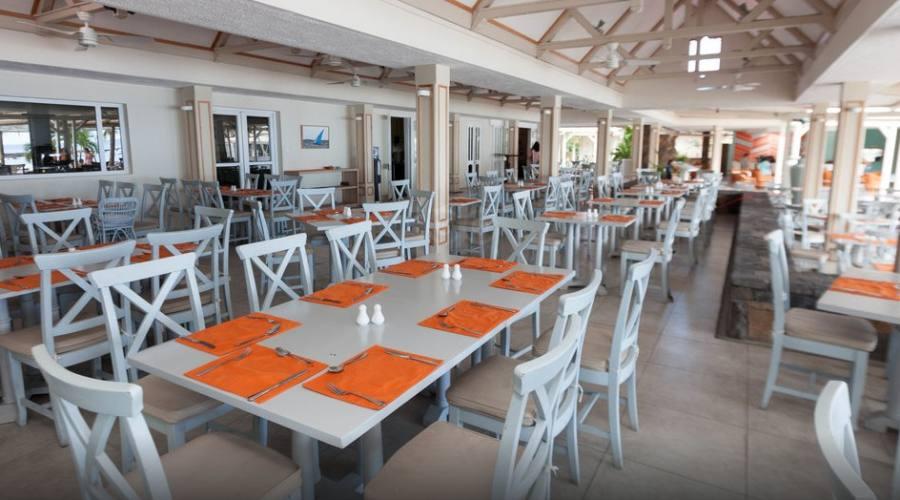 Il ristorante dell'Hotel Villa Caroline