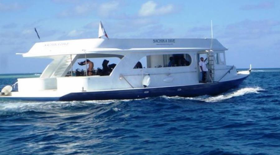 yacht Sachika