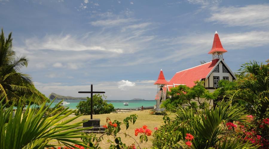 La chiesa di Cap Malheureu