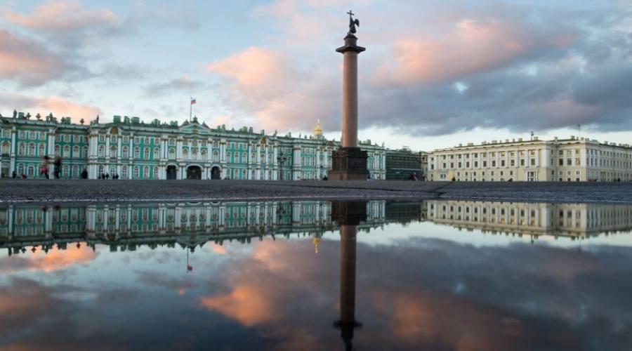 San Pietroburgo Piazza del Palazzo
