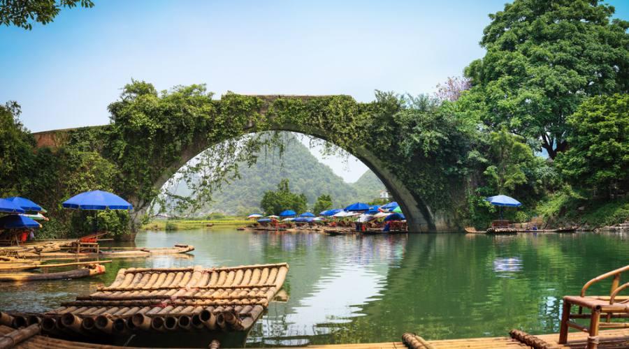 Cina Antico Ponte