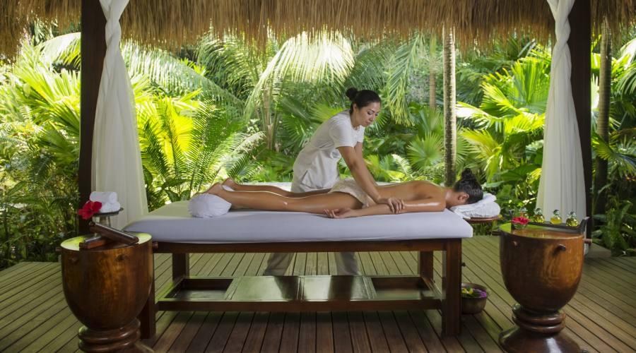 Massaggi alla Maia Spa
