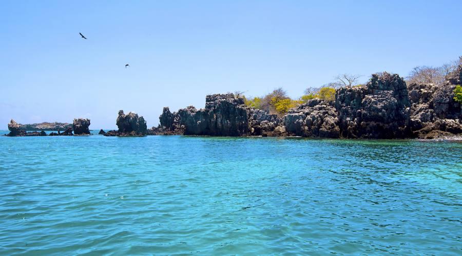isola di Mafia - parco marino