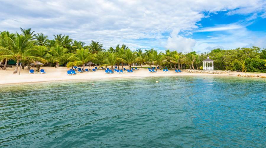 The Veranda Resort & Spa - la spiaggia