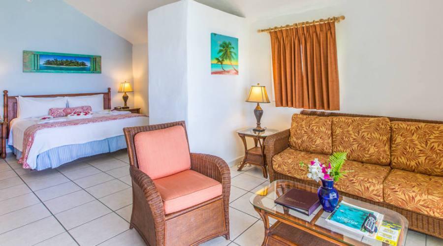 The Veranda Resort & Spa - una delle camere