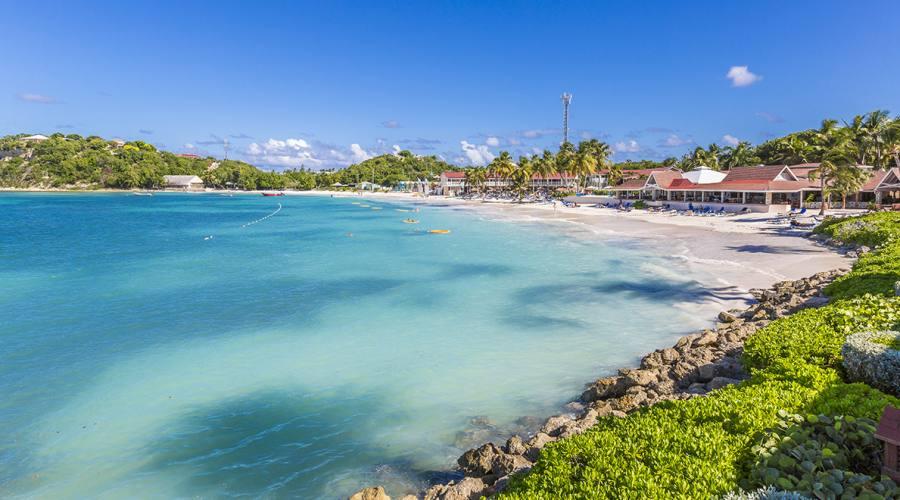 Pineapple Beach Club - la spiaggia
