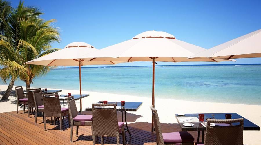 Il ristorante The Beach