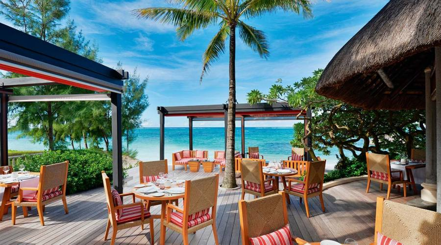 Il ristorante La Spiaggia