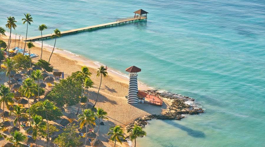 Spiaggia Iberostar Hacienda Dominicus