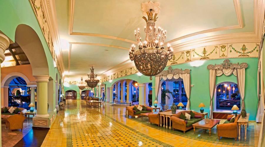 Hall Iberostar Hacienda Dominicus