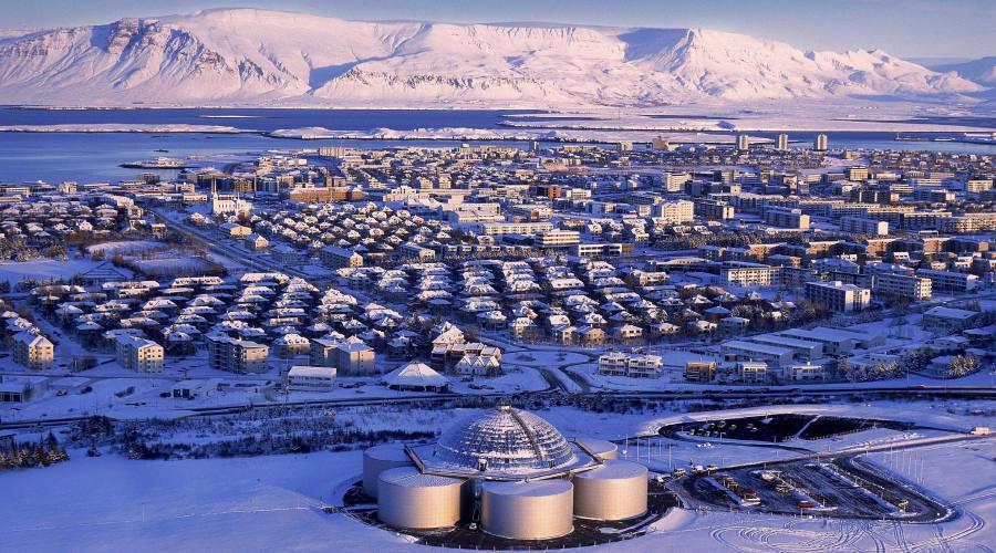 Reykjavik - Perlan