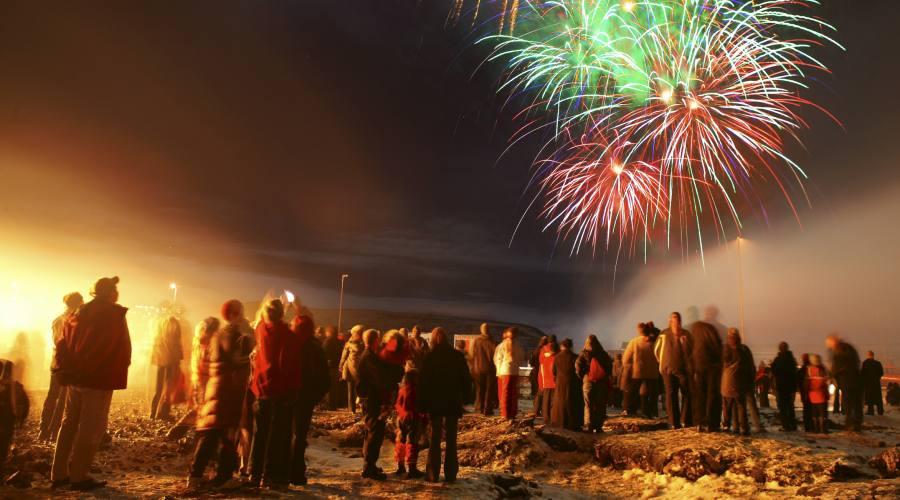 Capodanno a Reykjavik