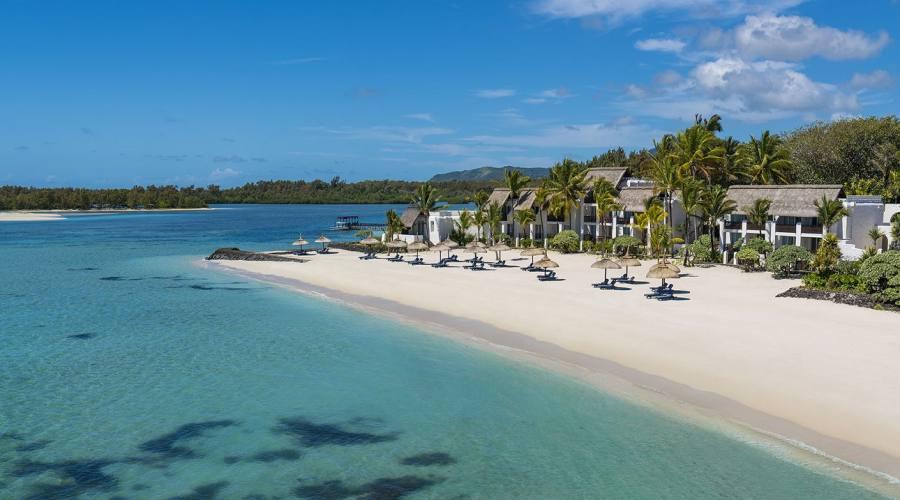 La spiaggia dell'hotel - Coral Wing