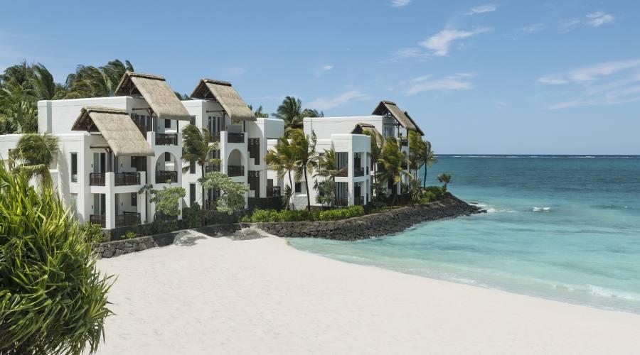 La spiaggia dell'hotel - Frangipani Wing
