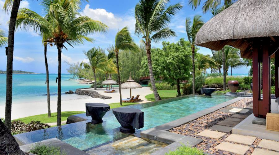 Beach Villa - terrazza