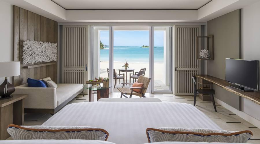 Hibiscus Junior Suite con accesso alla spiaggia