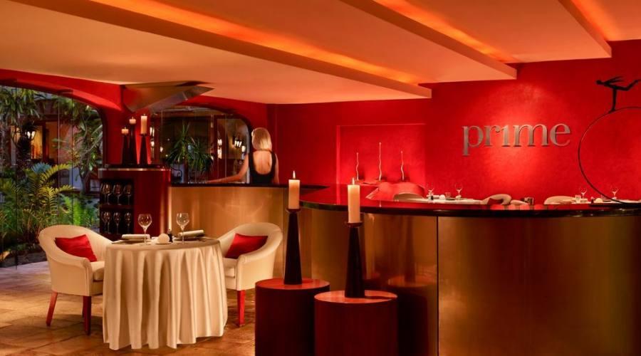 Il ristorante Prime