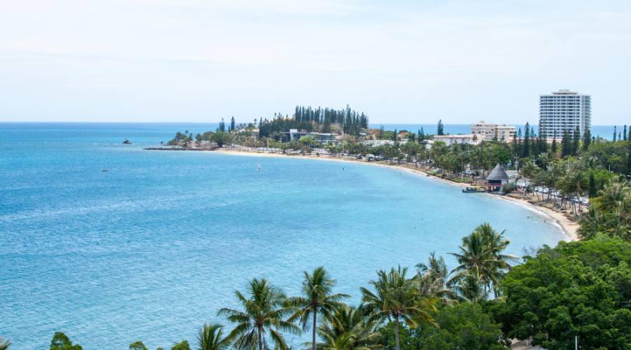 Noumea, isola di nuova Caledonia