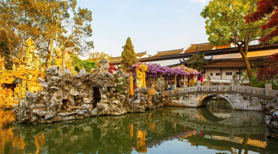 Giardino Classico Cinese