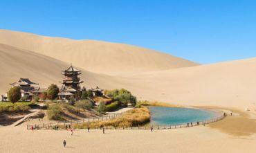 Natura e Storia Lungo la Via Cinese della Seta