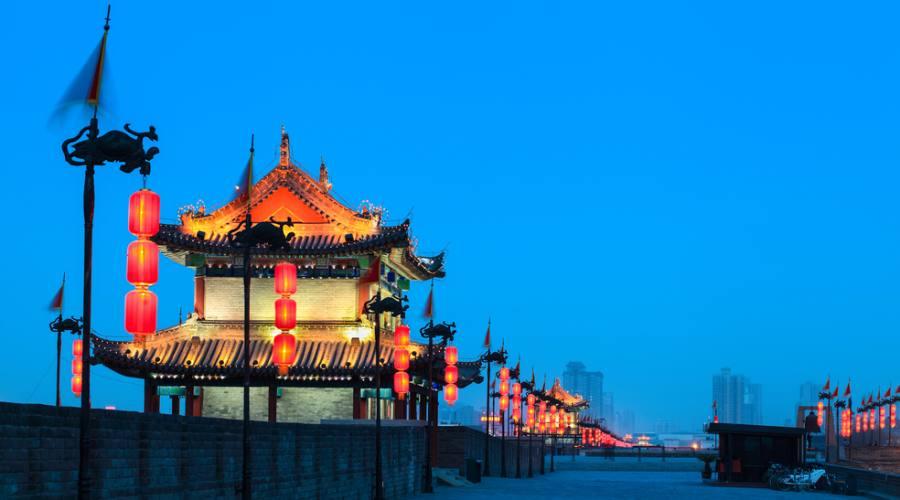 Xi'an Antiche Mura