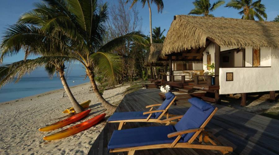 Tamanu Beach Aitutaki
