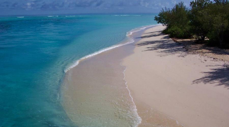 isola d'Ouvéa