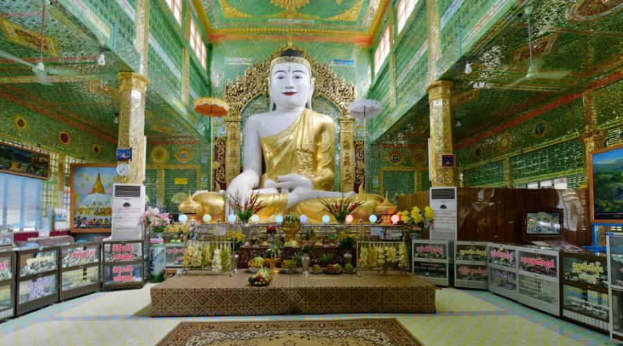 Soon Oo Pon Nya Shin Pagoda, Sagaing
