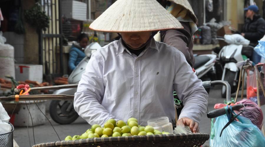 Vietnamita al mercato