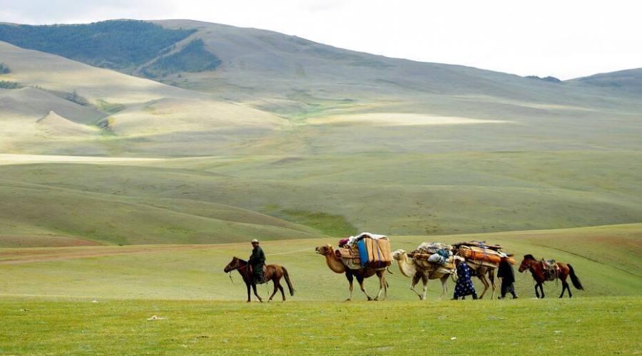 Mongolia Carovana