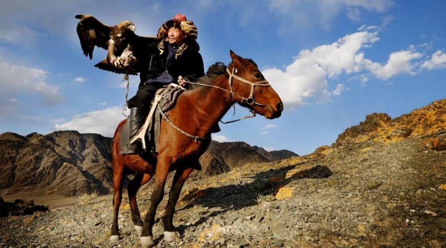 Cavaliere  Mongolo
