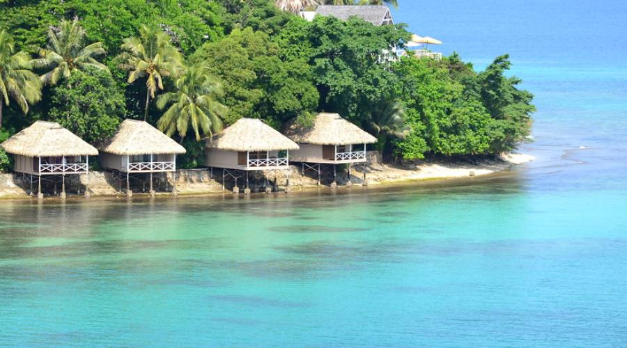 Iririki Island Resort Port Vila