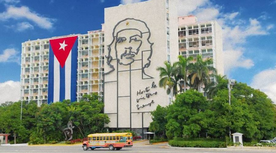 Plaza de la Revolucion, Habana