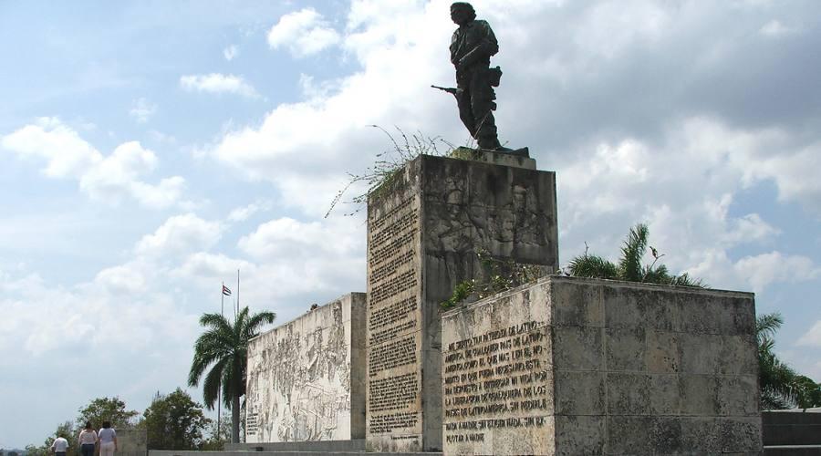Memorial Che Guevara, Santa Clara