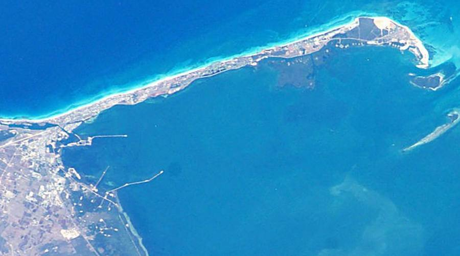 Immagine satellitare, Varadero