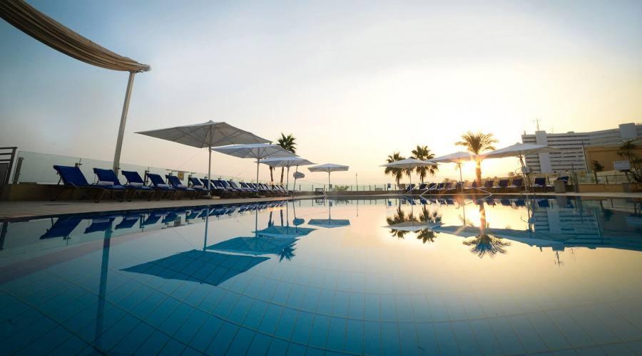Hod Hamidbar piscina esterna Cura Psoriasi