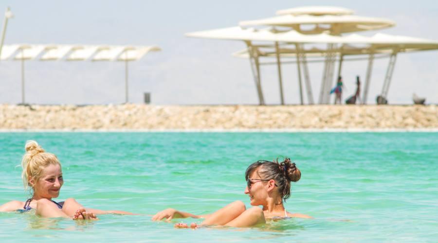 Cura della Pelle sul Mar Morto