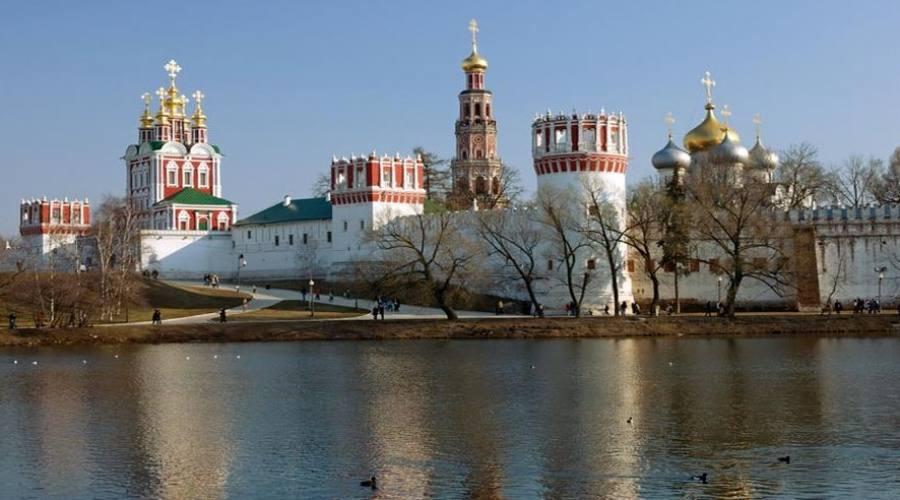 Mosca Monastero  Novodevichy